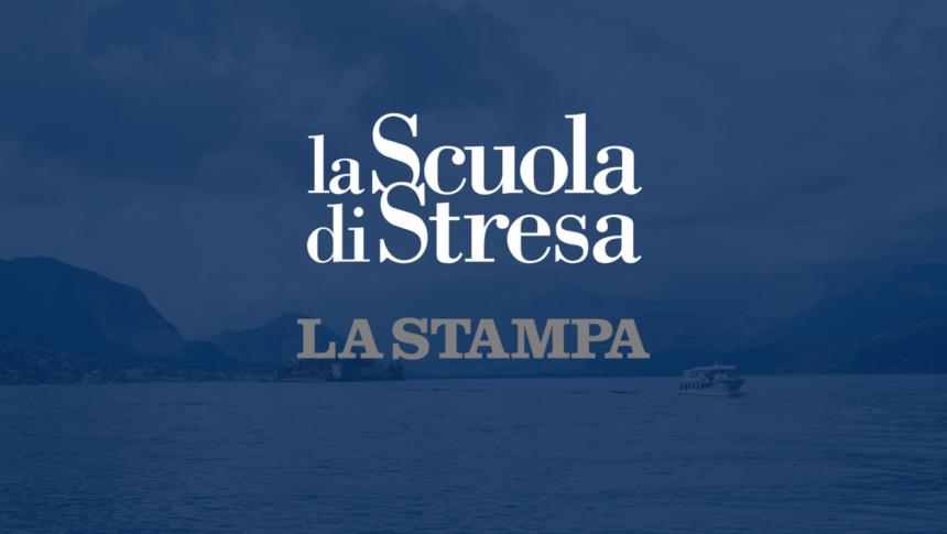 Articolo La Stampa del  14/10/2021